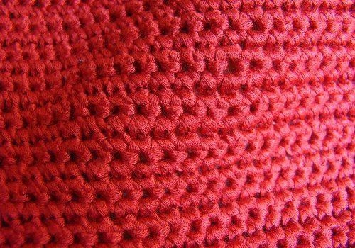 Punto bajo (PB) – Single crochet