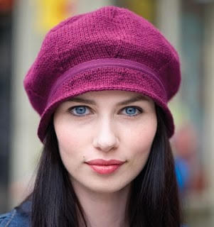 Mulberry Hat – Punto – Knitting
