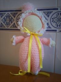La muñeca de Encarna.