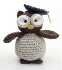 Buho Amigurumi     Crochet O Ganchillo