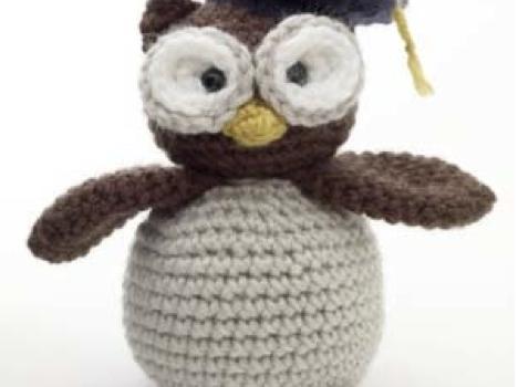 Buho amigurumi crochet
