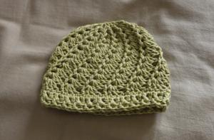 Un gorro divino – Divine Hat – Patrón de crochet