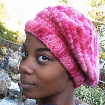 Boina Frambuesa – Patrón de crochet