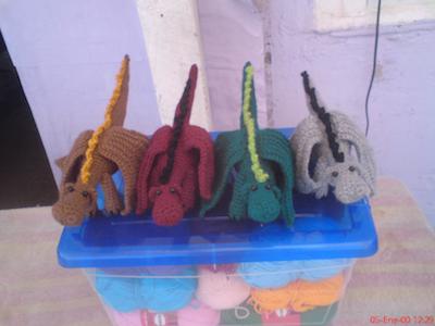 Dragones de Colores