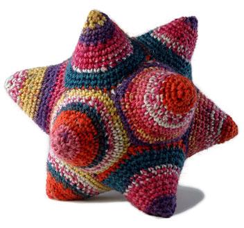 Celestine Crochet – Estrella a crochet