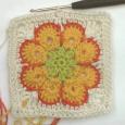 Hola! Nuestra amiga Aitana tenía una duda… está haciendo una manta basada en flores...