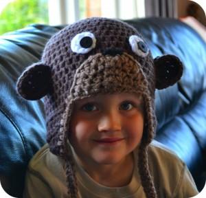 Gorro-Mono para niños