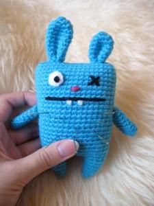 patron a crochet en español