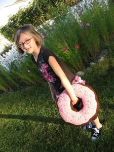 patron del donut a crochet
