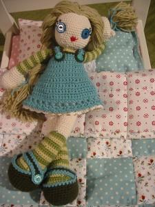 Patron de la muñeca en español