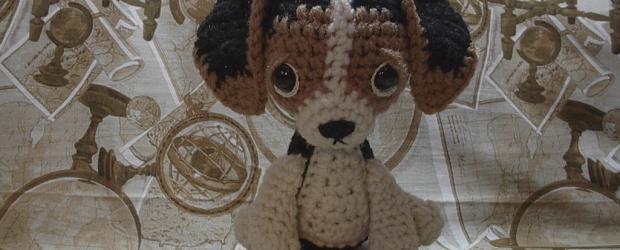 Beagle Perrito Amigurumi – Crochet