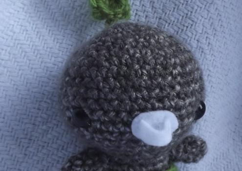 Bebe Troll – Patrón amigurumi crochet