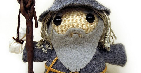 Base Amigurumi Humano – Gandalf
