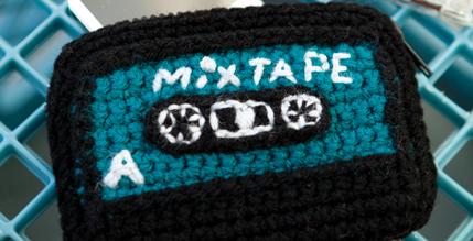 Funda retro para ipod – Patrón a crochet