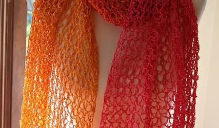 Actualizado el patrón Chal a crochet.