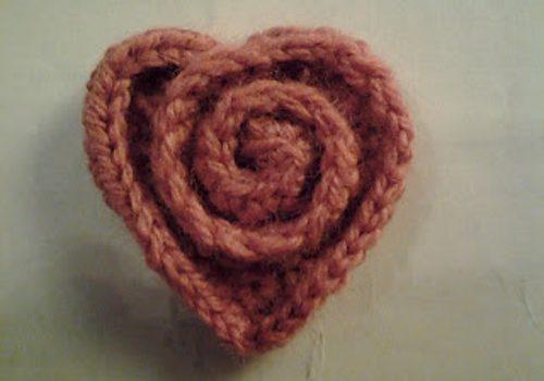 El Corazón de Rosy – Patrón a crochet