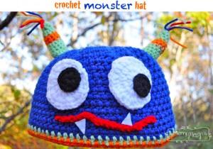 Patron gorro crochet