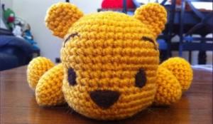 Winnie Pooh amigurumi... PATRÓN GRATIS | Amigurumis patrones ... | 174x300
