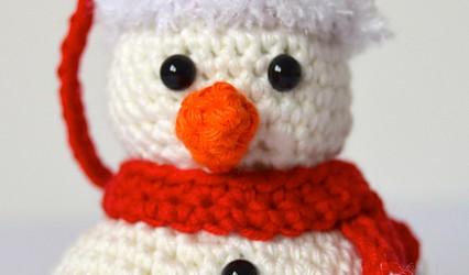 NAVIDAD – Muñeco de nieve