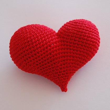 Patrón corazón
