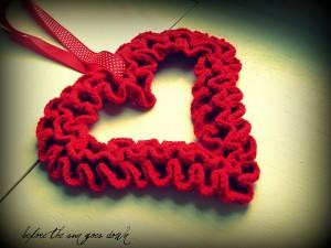 Guirnalda corazón