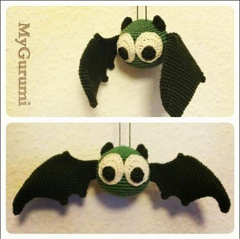 Patrón Morgan el murciélago